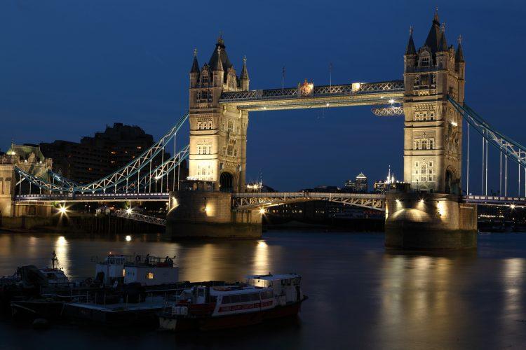 Dlaczego właśnie Londyn?