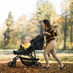 Wózek dziecięcy a bagaż podręczny