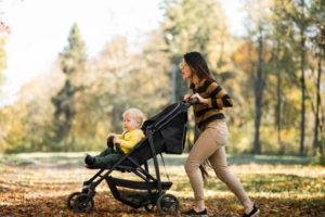 Wózek dziecięcy jako bagaż podręczny